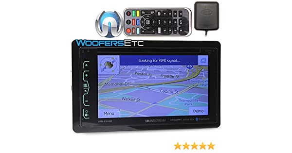 Soundstream VRN-65HXB In-Dash 2-DIN 6 2