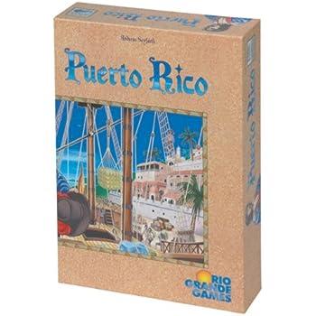 Puerto Rico - 2-5 Player Editon
