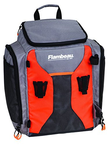 Flambeau Outdoor R50BP Ritual Series Backpack Soft Tackle System