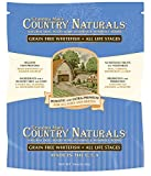 Grandma Mae's 79700159 28 lb Country Naturals Grain Free Fish Dog Food, One Size