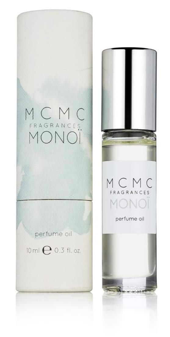 MCMC Fragrances - Natural Monoi Perfume Oil (10 ml rollerball)