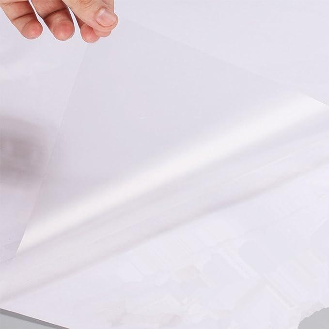 Transparente Tapete Küche Tapete Küche Backsplash Aufkleber Badezimmer  Tapete Wasserdicht 6PCS: Amazon.de: Küche U0026 Haushalt