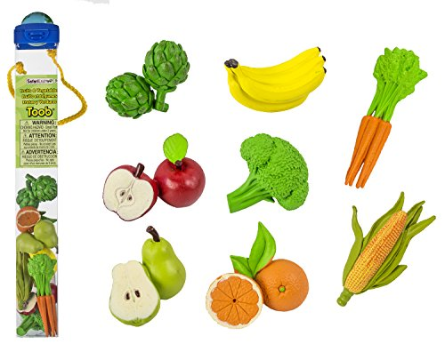 Fruits & Vegetables Toob