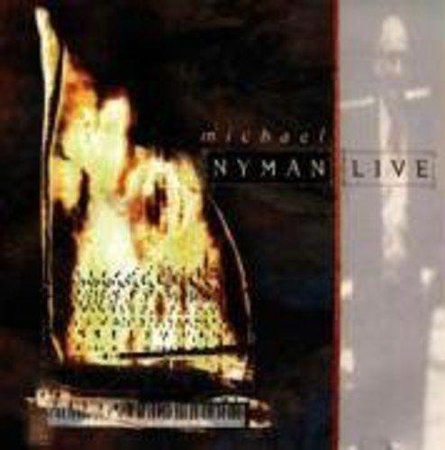CD : Michael Nyman - Live (CD)