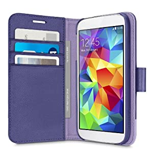 Belkin 2-in-1 Wallet Folio Case for Samsung Galaxy S5 - Ink/Lavendar from Belkin
