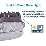 120W LED Barn Light, SZGMJIA 18000lm Dusk to Dawn