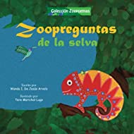 Zoopreguntas de la selva (Zoopoemas) (Volume 1) (Spanish Edition)