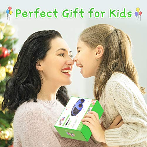 Toys for 3-12 Year Old Girls, Compact Binocular for Kids Gifts for Teen Girl Toys for 3-12 Year Old Boys 2019 New Gifts for 3-12 Year Old Girls Boys Stocking Fillers Pink TGUS010