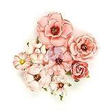Prima Marketing Rose Quartz Flowers-Rosa Verona