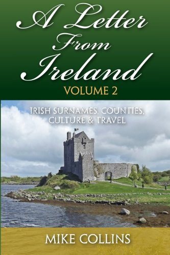 a-letter-from-ireland-volume-2-irish-surnames-counties-culture-and-travel