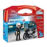Playmobil Police Carry Case Building Set