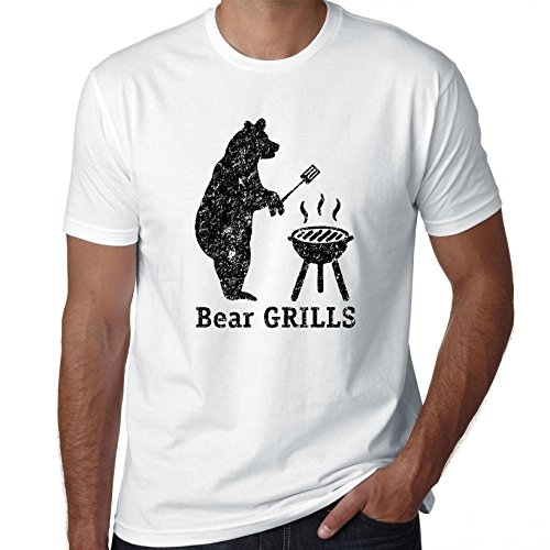 bear grills t shirt - 8