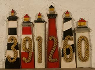 product image for Lighthouse House Numbers