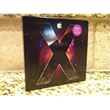 Apple Mac OS X Version 10.5.4 Leopard (OLD VERSION) (DVD-ROM)