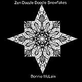 Zen Dazzle Doodle Snowflakes