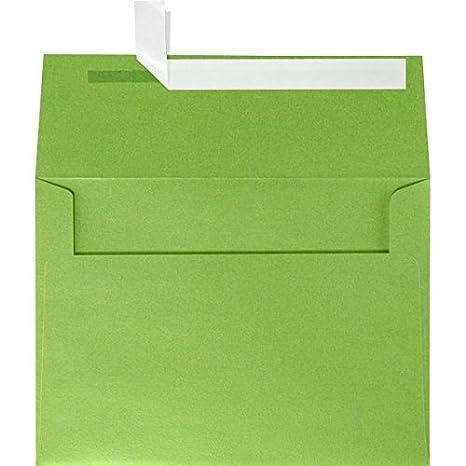amazon com a6 invitation envelopes 4 3 4 x 6 1 2 fairway green