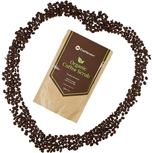Eve Hansen Organic Coffee Scrub with 2x Caffeine