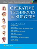 img - for Operative Techniques in Surgery (2 Volume Set) book / textbook / text book