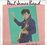 Paul James Band: Rockin' The Blues LP VG++/NM Canada Stony Plain SPL-1135