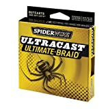 Spiderwire Ultracast Ultimate Braid 125-Yard Spool (Lo-Vis Green, Pound/Diameter 30/8) Review