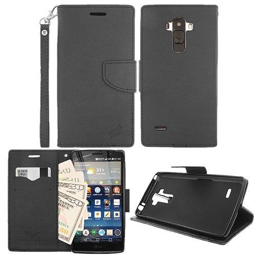 super popular fbc74 2f6f2 Amazon.com: For Walmart Family Mobile LG G Stylo LS770 Black Premium ...