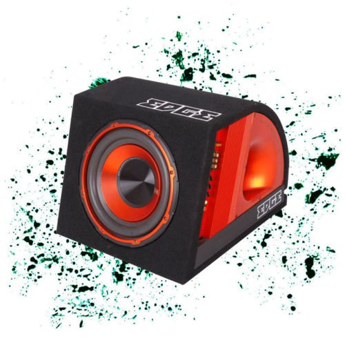 EDGE 10 inch V2 Audio Active Enclosure for Subwoofer