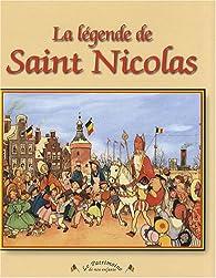La légende de Saint Nicolas par Anne-Marie Dragt