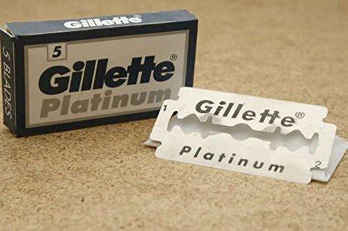 gillette platinum - 9