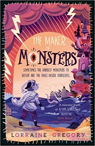 Image result for the maker of monsters lorraine gregory book