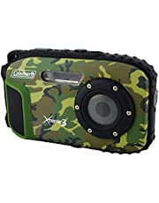 Coleman Xtreme3 C9WP-Camo 20Digital Camera with 2.7-Inch LCD (Camo)