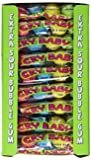 Cry Baby Extra Sour Tube 36 - 5 Ball Tubes, 28.8 oz