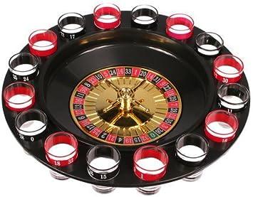 Roulette Avec Bille Jeu Alcool A Boire Des Boissons Alcolisees Pour Fete Jeu Hazard De Casino Adultes Amazon Fr Jeux Et Jouets