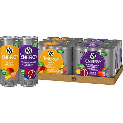 V8 Energy Juice Drink Variety product image