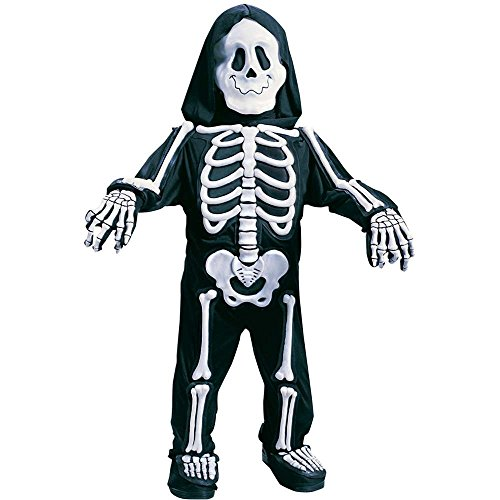 Skelebones Toddler Costume (Totally Skelebones Toddler Costume - 3T-4T)