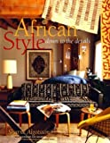 African Style: Down to the Details by Sharne Algotsson (1-Nov-2000) Hardcover