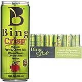 Bing Beverage Company Bing Crisp, 12 Ounce (Pack of 24)