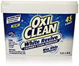 OxiClean White Revive Stain Remover, 3 Lbs