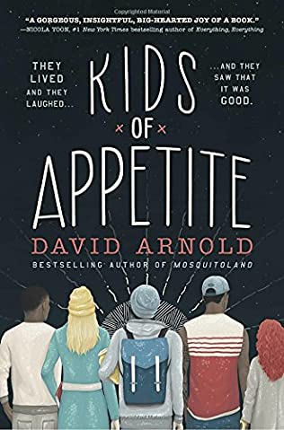 book cover of Kids of Appetite