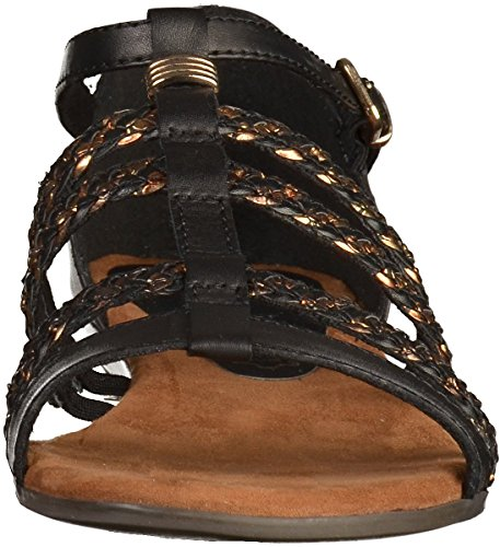 Sam Edelman Hazel, Zapatos de Tacón con Punta Cerrada para Mujer, Beige (Modern Ivory Rock Snake), 40 EU