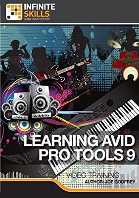 Learning Avid Pro Tools 9 for Mac [Download]