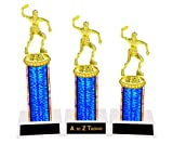 Ping Pong Trophy Trophies 1st 2nd 3rd Place Tournament Table Tennis Awards Free Engraving Color Choice Male or Female