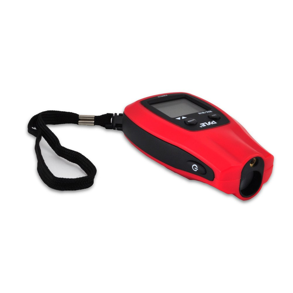 PYLE Meters PMIR15 Mini Infrared Thermometer with Laser Pointer by Pyle (Image #3)