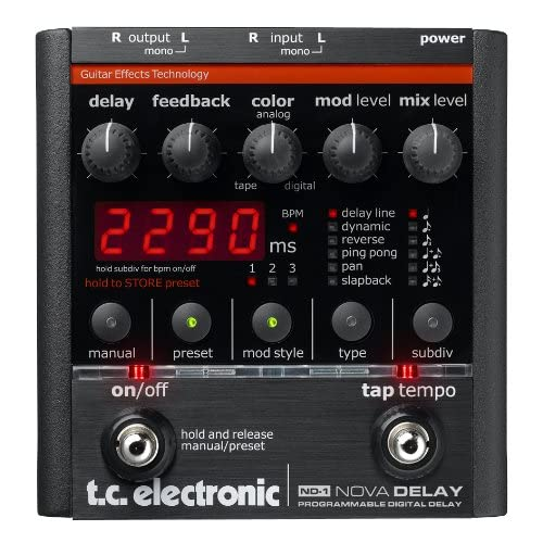TC Electronic Nova Delay