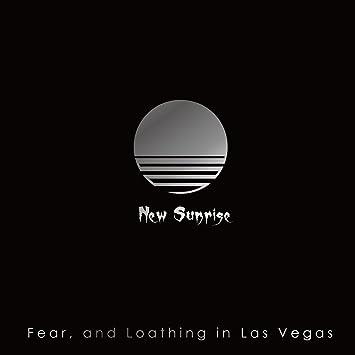 amazon new sunrise and loathing in las vegas fear j pop 音楽