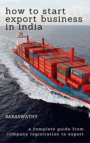 Export business in india pdf