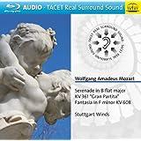 Mozart: Serenade in B flat major KV 361 'Gran Partita' & Fantasia in F minor KV 608