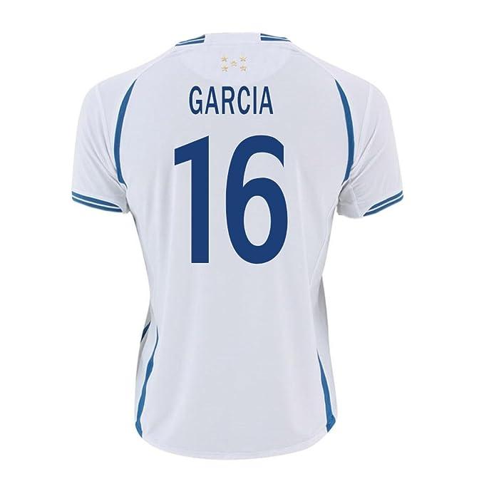 672565b4d85 Joma GARCIA  16 Honduras Home Soccer Jersey (Player of Rio 2016 Olimpics) (