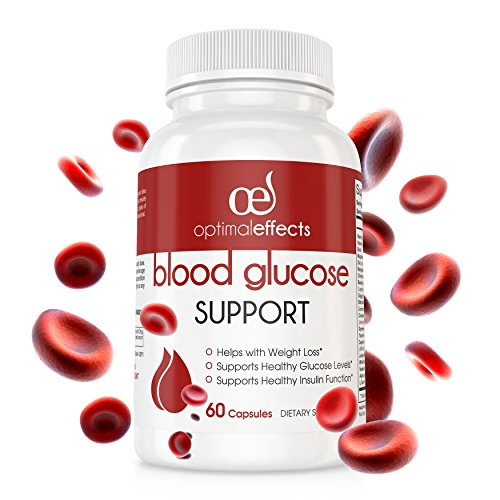 Blood Sugar Control - Blood Sugar Support Supplement For Healthy Heart- Multivitamin Blood Sugar Supplement With Alpha Lipoic Acid, Vanadium L-Taurine, Cinnamon, Bitter Melon-Helps Support Blood Glucose Levels 60 Capsules