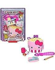 Hello Kitty Sanrio GVB32 Hello Kitty and Friends Popcorn Sleepover Playset