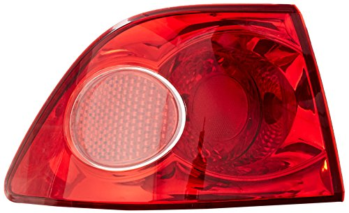 OE Replacement Kia Optima/Magentis Driver Side Taillight Assembly Outer (Partslink Number KI2804100)